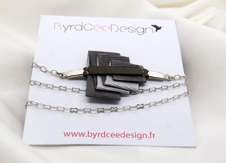 Bijou modulable bracelet-headband Romane