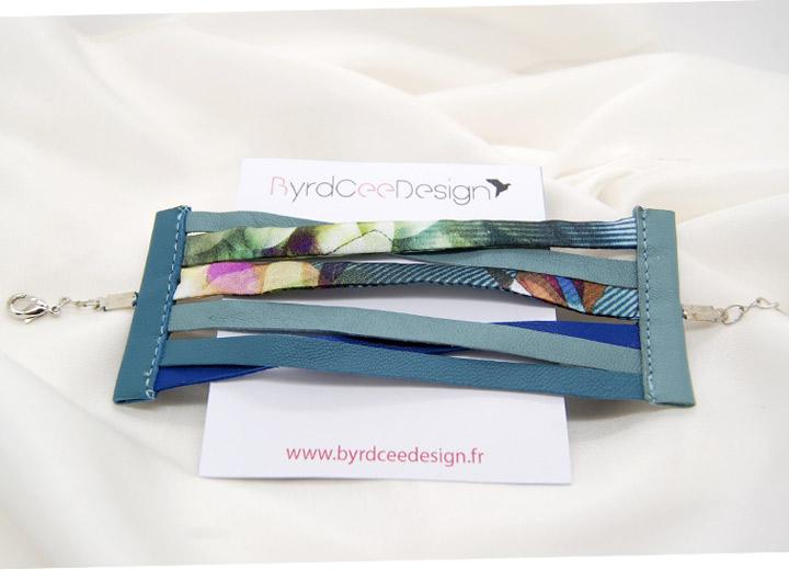 Bracelet Ambre Byrdceedesign