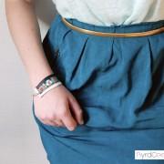 Bracelet Élian Byrdceedesign
