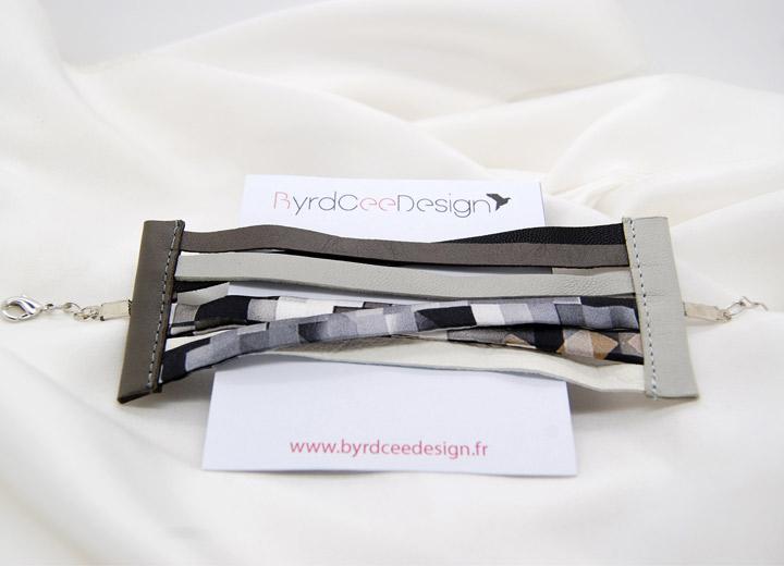Bracelet Lou Byrdceedesign