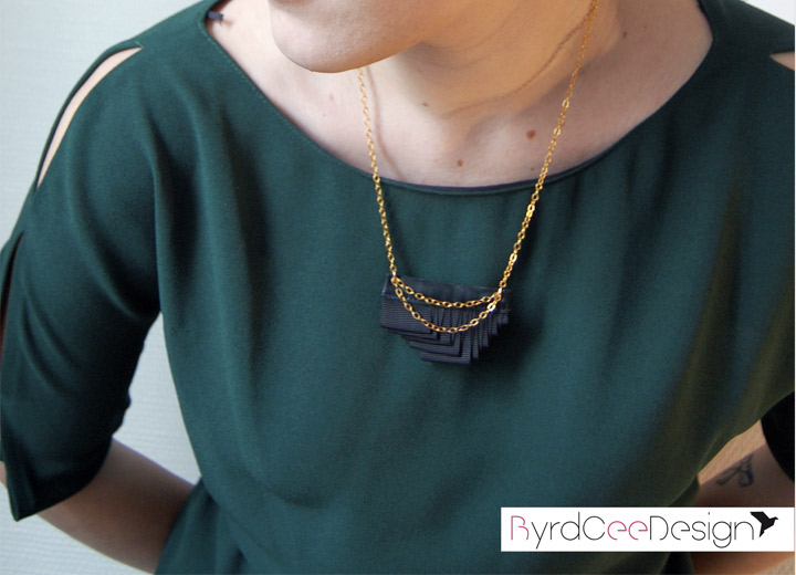 Collier Julia Byrdceedesign
