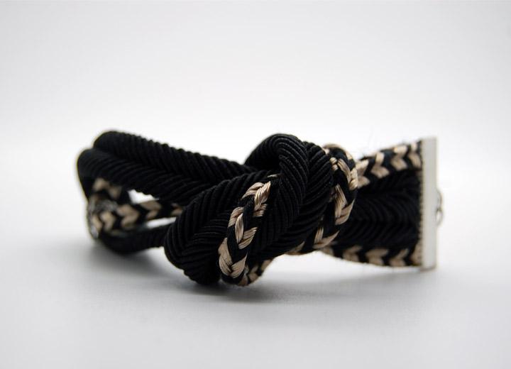 Bracelet nœud marin Salim bijou créateur