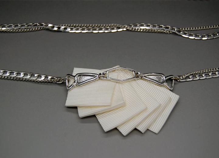Headband bijou mariage ivoire Manon